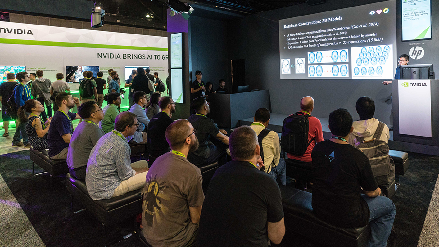 SIGGRAPH 2019 in Los Angeles | NVIDIA Events
