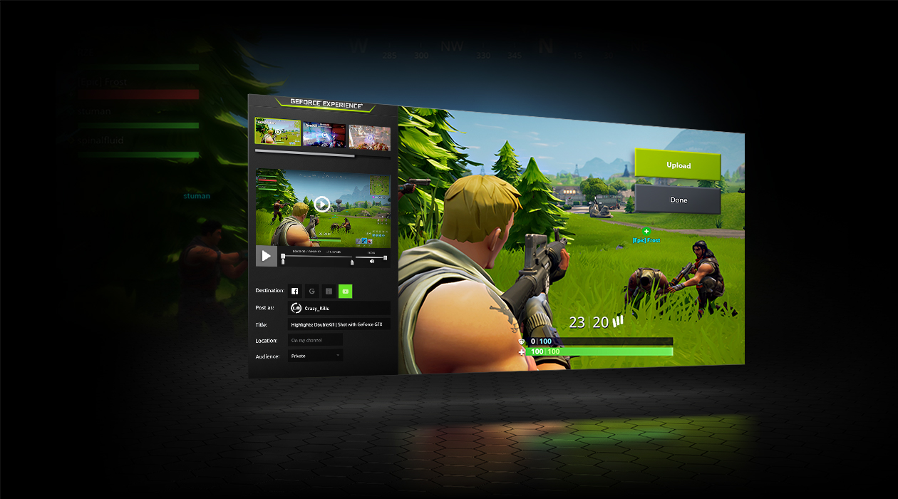 Your Gateway to Great PC Gaming | GeForce Experience