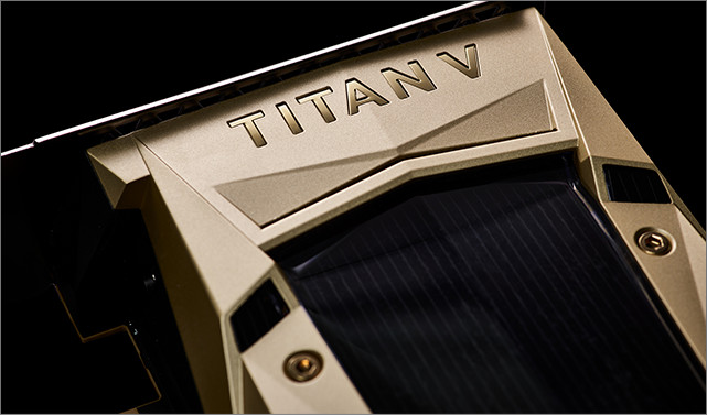 NVIDIA TITAN V Graphics Card with Volta GPU Architecture