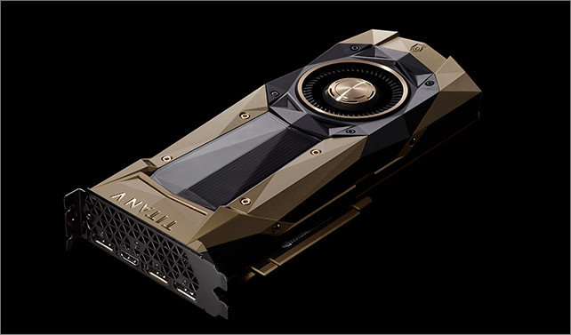 NVIDIA TITAN V features vapor chamber cooling and quiet fan acoustics.