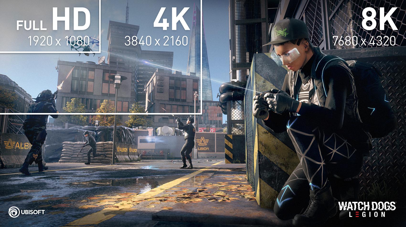8K HDR & DLSS Technology | NVIDIA