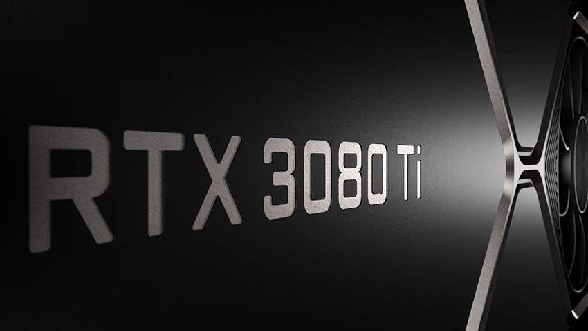 Grabado RTX 3080TI