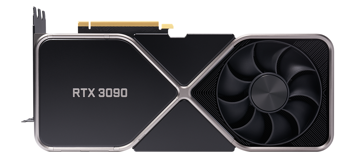 Placa de Vídeo NVIDIA GeForce RTX 3090