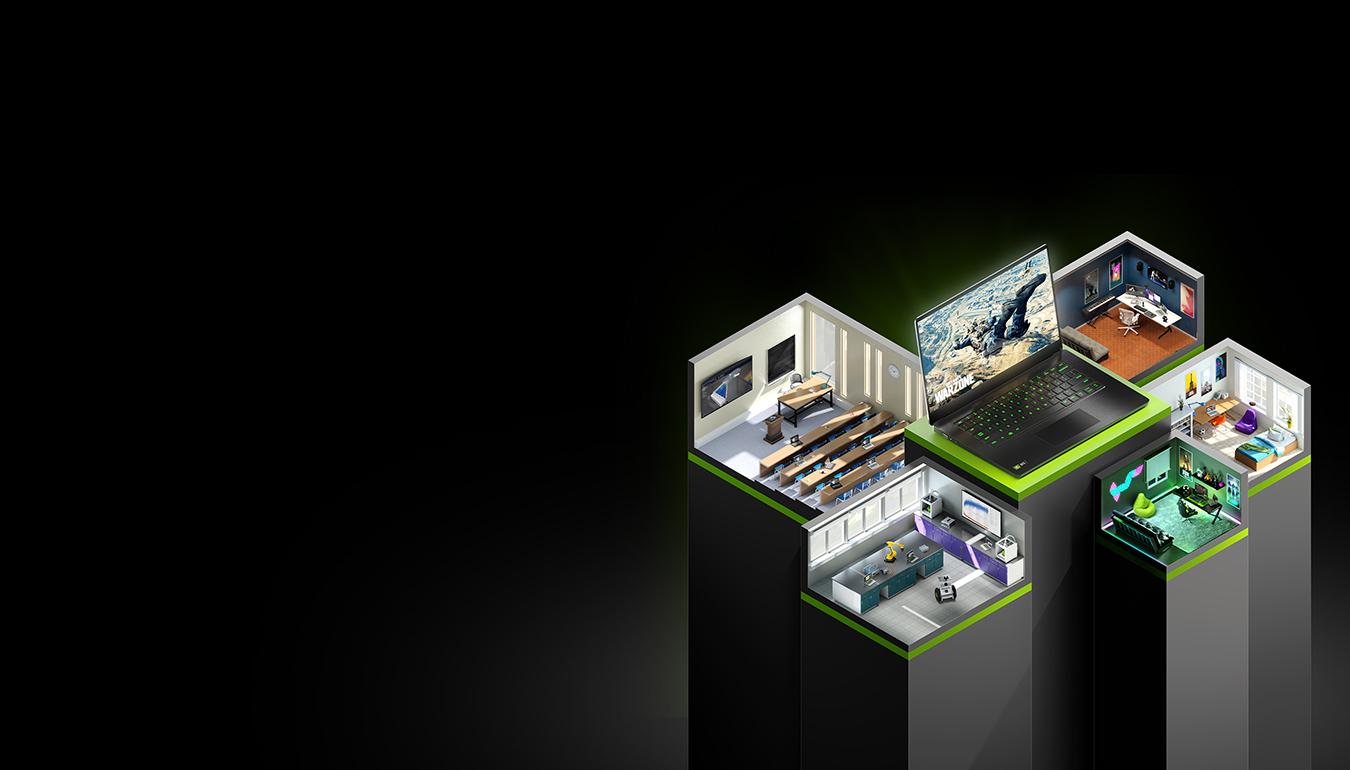 Estos son los mejores equipos con NVIDIA GeForce para volver a clases