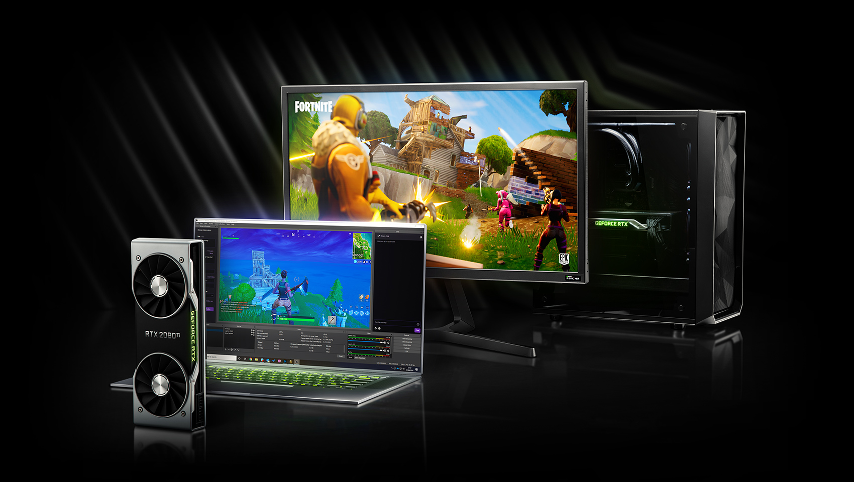 Broadcast Your Live Streams With GeForce RTX | NVIDIA