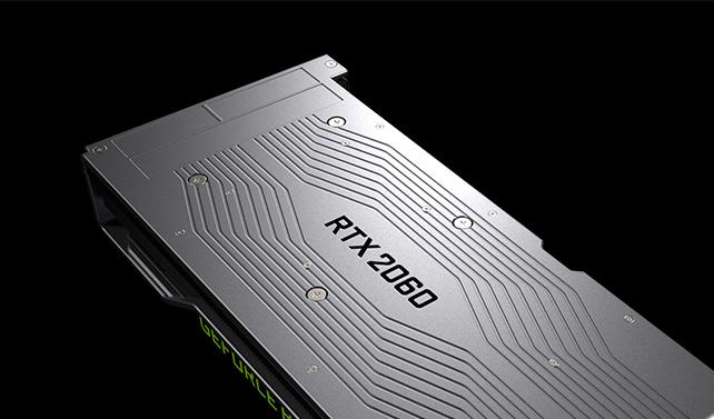 GeForce RTX 2060 Graphics Card