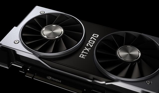 GeForce RTX 2070 Graphics Card