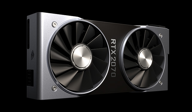 GeForce RTX 2070 Graphics Card