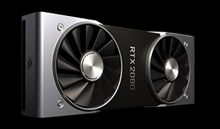 GeForce RTX 2080 Graphics Card