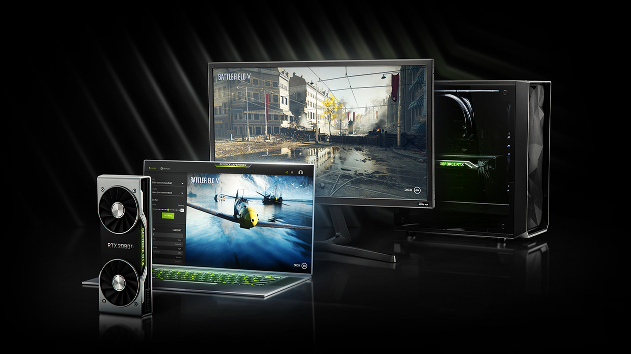 GeForce RTX Battlefield V | NVIDIA