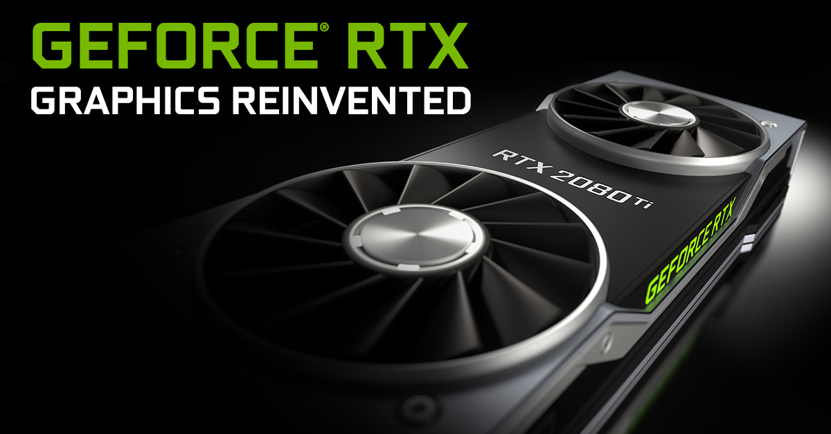 Graphics Cards with Turing GPU Architecture | NVIDIA