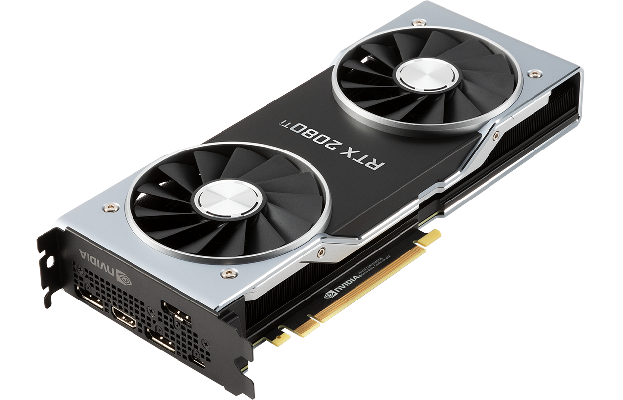 GeForce RTX 2080 TI Graphics Card | NVIDIA