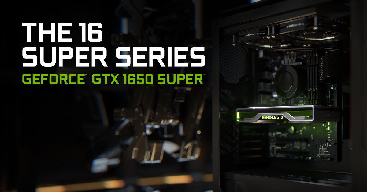 GeForce GTX 1650 SUPER Graphics Card | NVIDIA