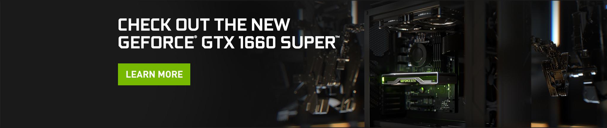 GeForce GTX 16 Series Graphics Cards | NVIDIA