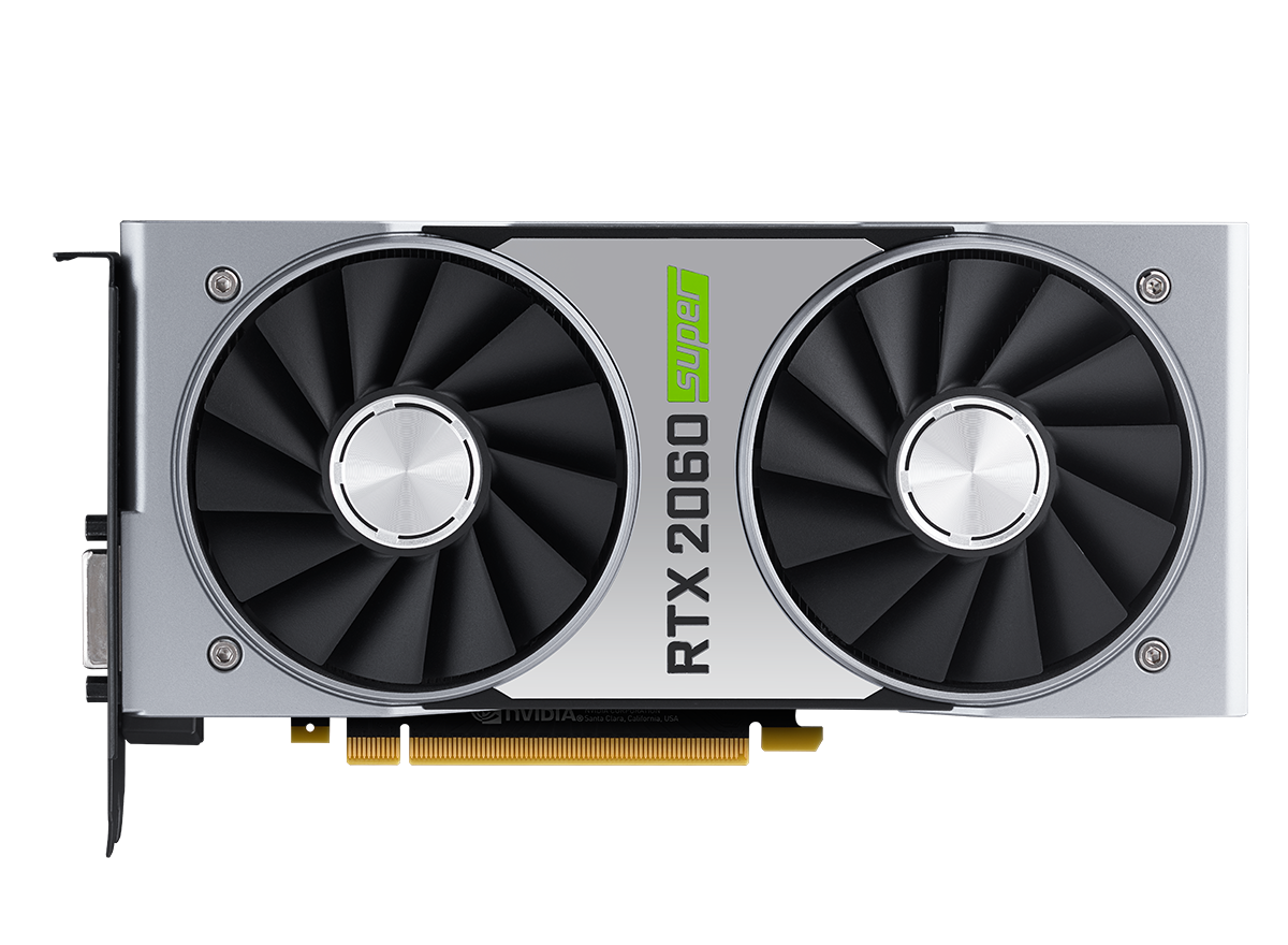 Tarjetas gráficas GeForce RTX 2060 SUPER   NVIDIA