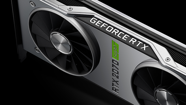 GeForce RTX 2070 Super Graphics Card