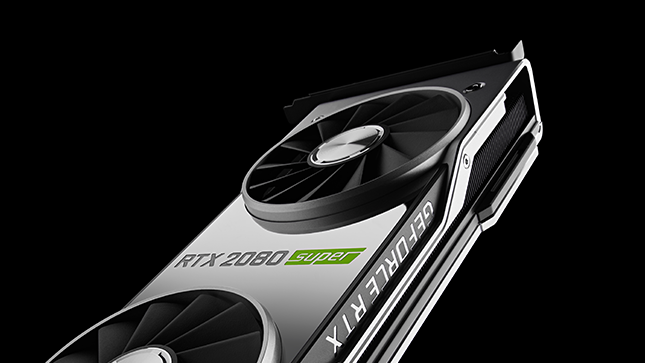 GeForce RTX 2080 Super Graphics Card