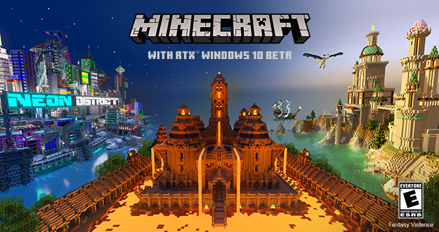 Minecraft with RTX Beta: More of Our Favorite Community Creations