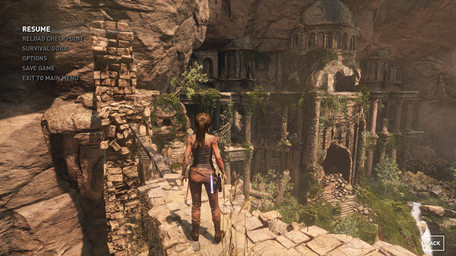 Rise Of The Tomb Raider Graphics Performance Guide Nvidia