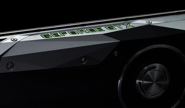 GeForce GTX 1080 Graphics Card