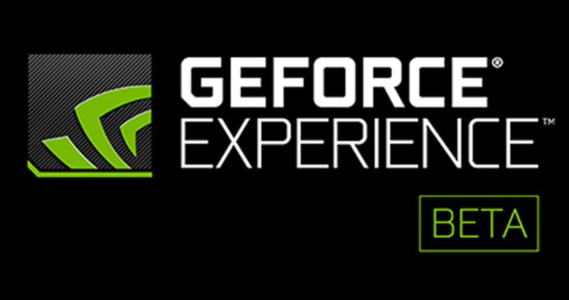 GeForce Experience
