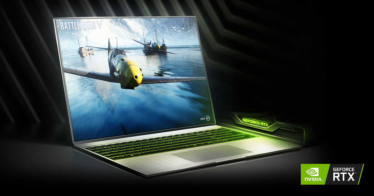 GeForce RTX Gaming Laptops | NVIDIA