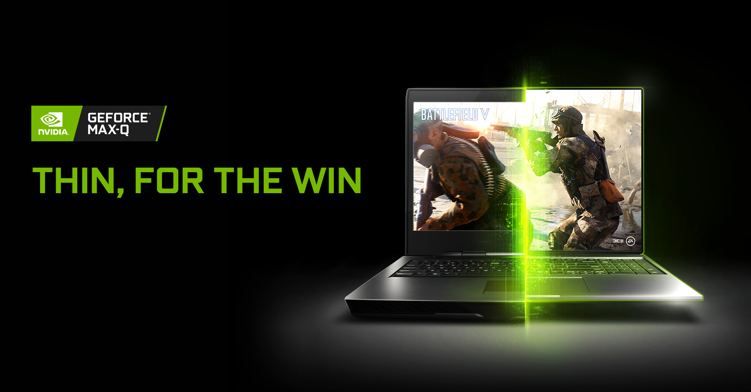 GeForce Gaming Laptops with Max-Q Design | NVIDIA