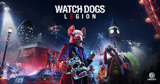 GeForce RTX 30 Series Bundle Brings You Watch Dogs: Legion and a 1-Year GeForce NOW Subscription