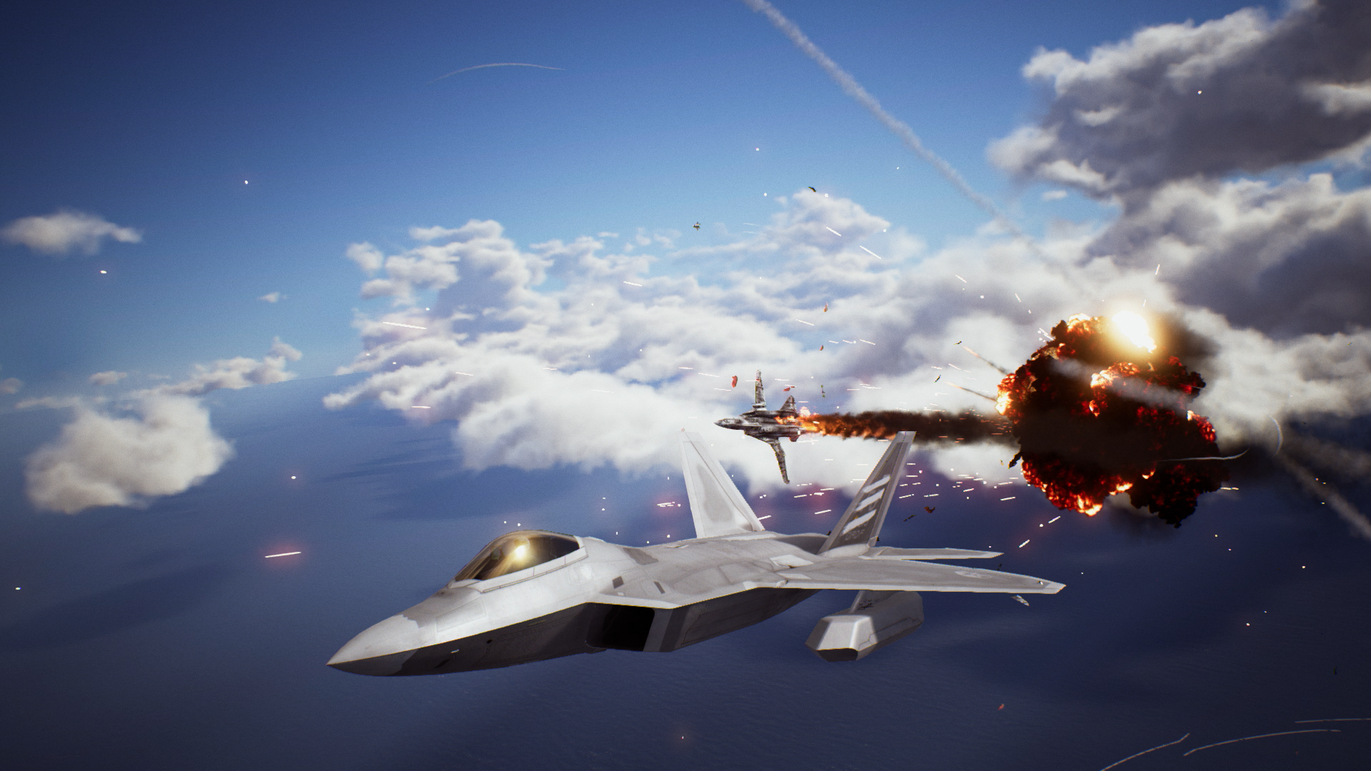Ace Combat 7: Skies Unknown PC System Requirements Revealed, and 4K