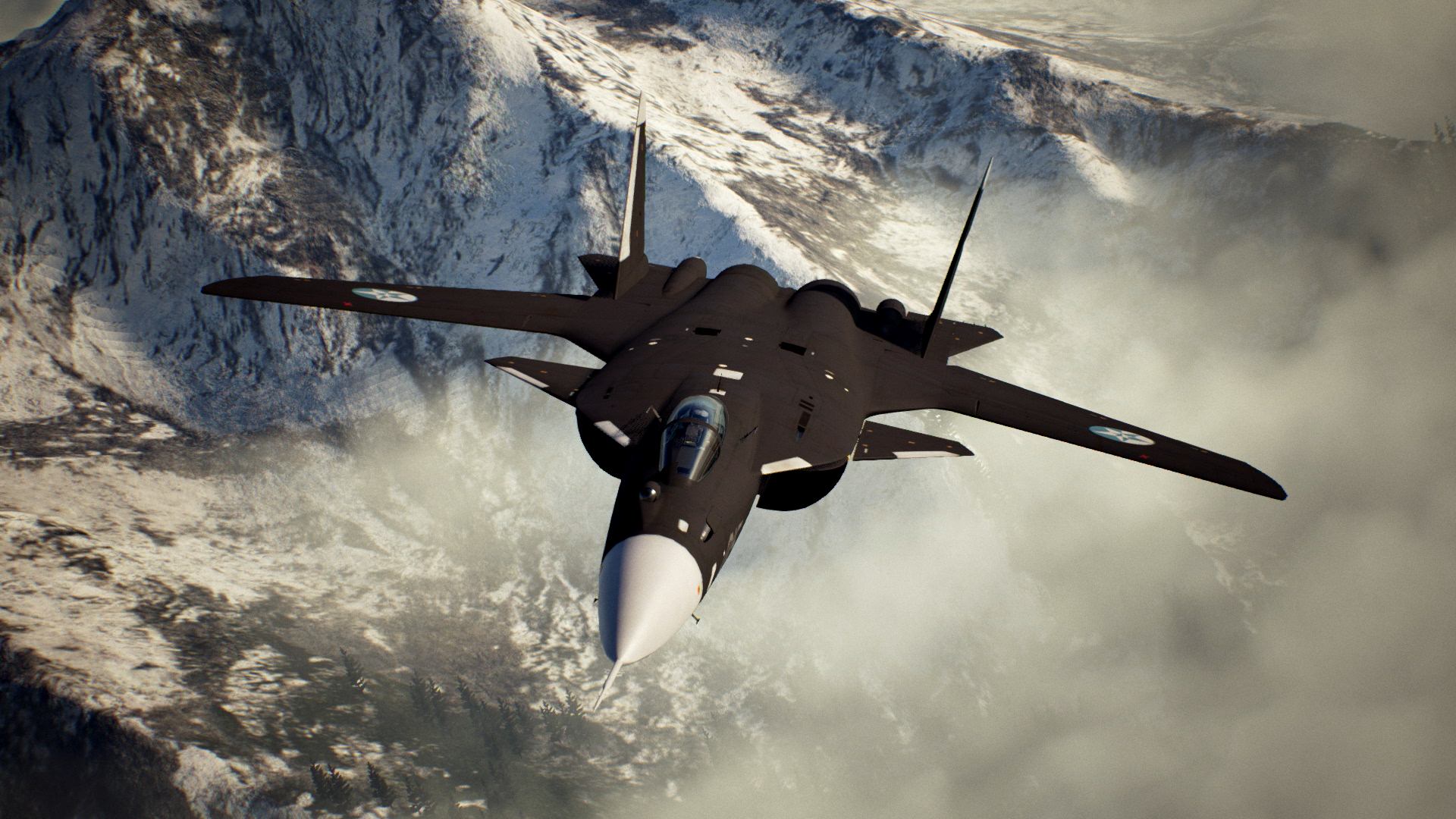 Check Out More Footage of Ace Combat 7