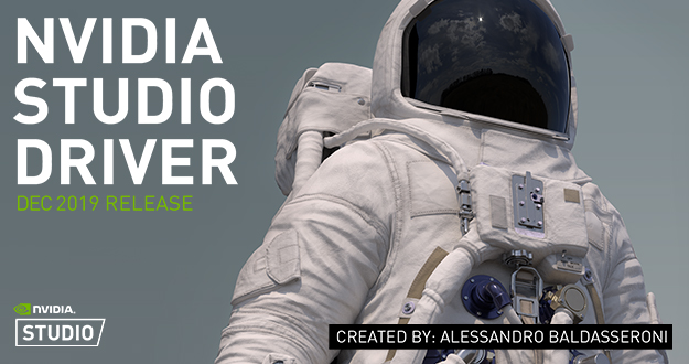 NVIDIA Studio Driver Available For Autodesk Arnold 6 and Maya 2020