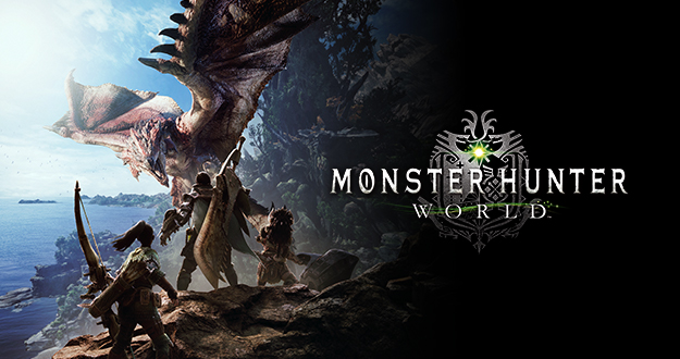 Monster Hunter: World GeForce GTX 1070 Ti, 1070 and 1060 Bundle