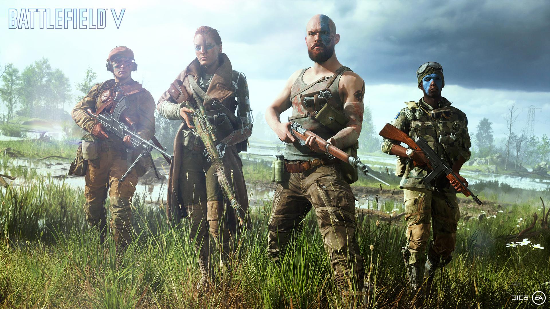 GeForce GTX, The PC Platform of Battlefield V
