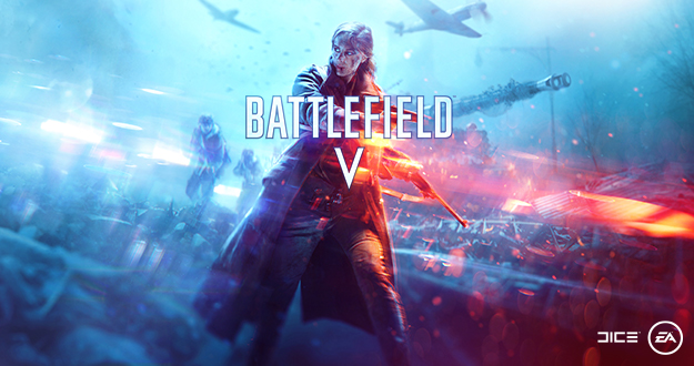Battlefield V DXR Real-Time Ray Tracing Available Now
