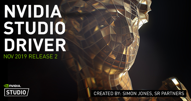 New NVIDIA Studio Driver Arrives For V-Ray GPU Next and Blender Cycles