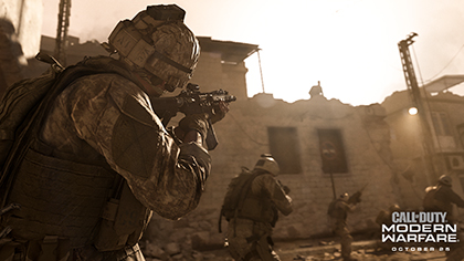 NVIDIA and Activision Are Bringing Real-Time Ray Tracing to Call of Duty: Modern Warfare