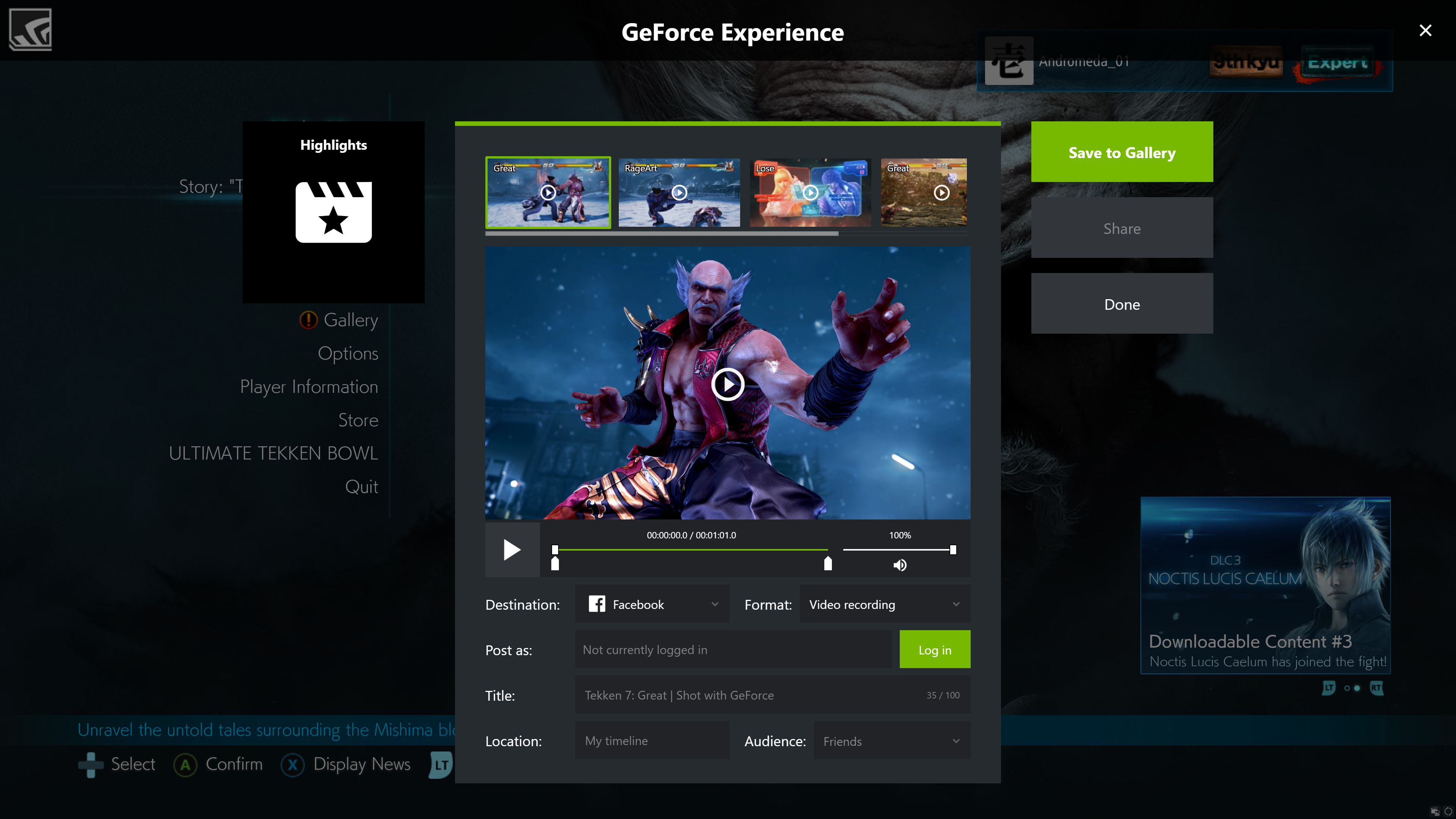 GeForce Experience At GDC 2018: All The News   GeForce