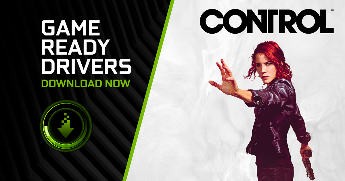 Control Game Ready Driver Gets Your System Ready For The Ray