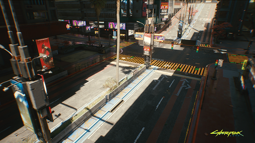 Cyberpunk 2077: Ray-Traced Effects Revealed