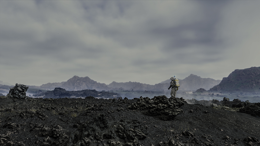DEATH STRANDING PC Screenshot: Captured By André Revolution