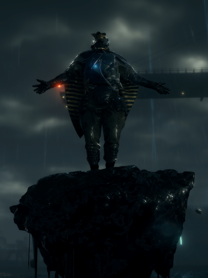 DEATH STRANDING PC Screenshot: Captured By Danny74