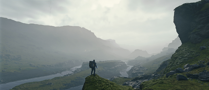 DEATH STRANDING PC Screenshot: Captured By VicenteProD
