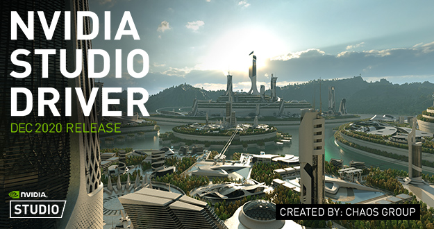 December NVIDIA Studio Driver Brings Support For NVIDIA Omniverse Open Beta And RTX A6000 GPUs