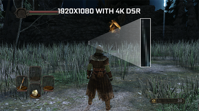 Dynamic Super Resolution Improves Your Games With 4K-Quality