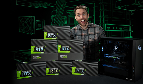 E3 2019 #RTXOn Sweepstakes: Enter For A Chance To Win Something Special From Our $50,000 Prize Pool