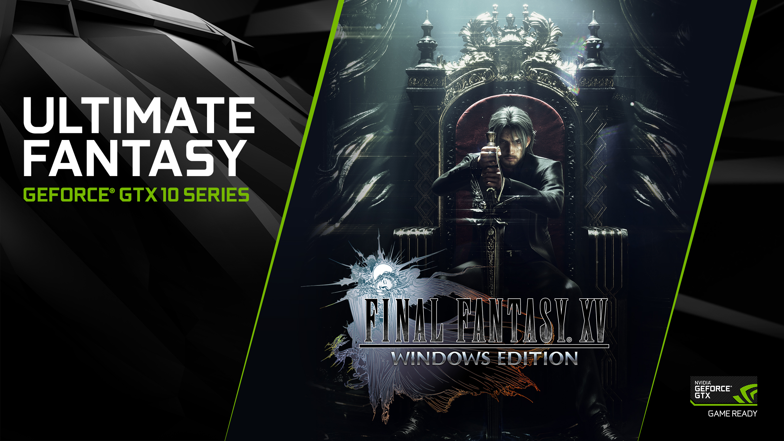 Windows ベンチマーク edition fantasy final xv