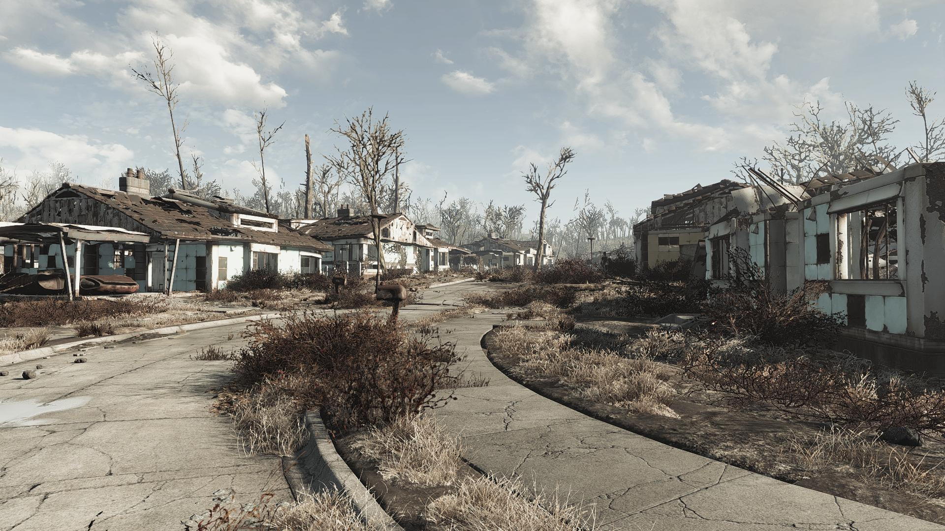 Five Mods That Push Fallout 4's Post-Apocalyptic Visuals To The Limit