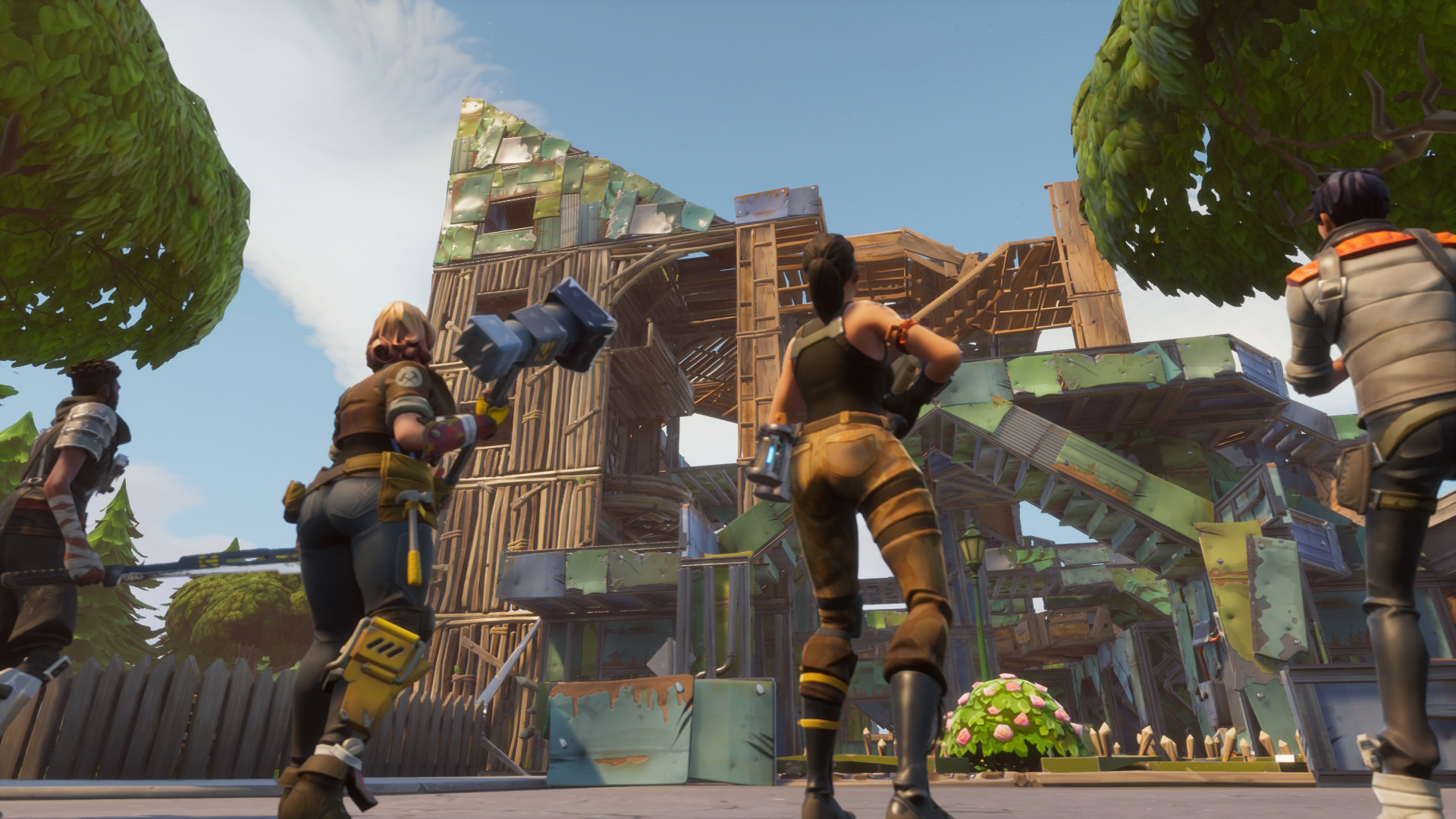 Fortnite Founder's Packs Now Available: Gain Early Access To Epic's