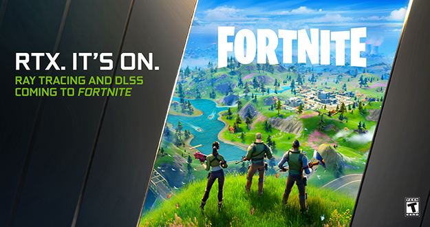 Fortnite RTX Out Now! World's Most Popular Battle Royale Adds Ray Tracing, DLSS and Reflex
