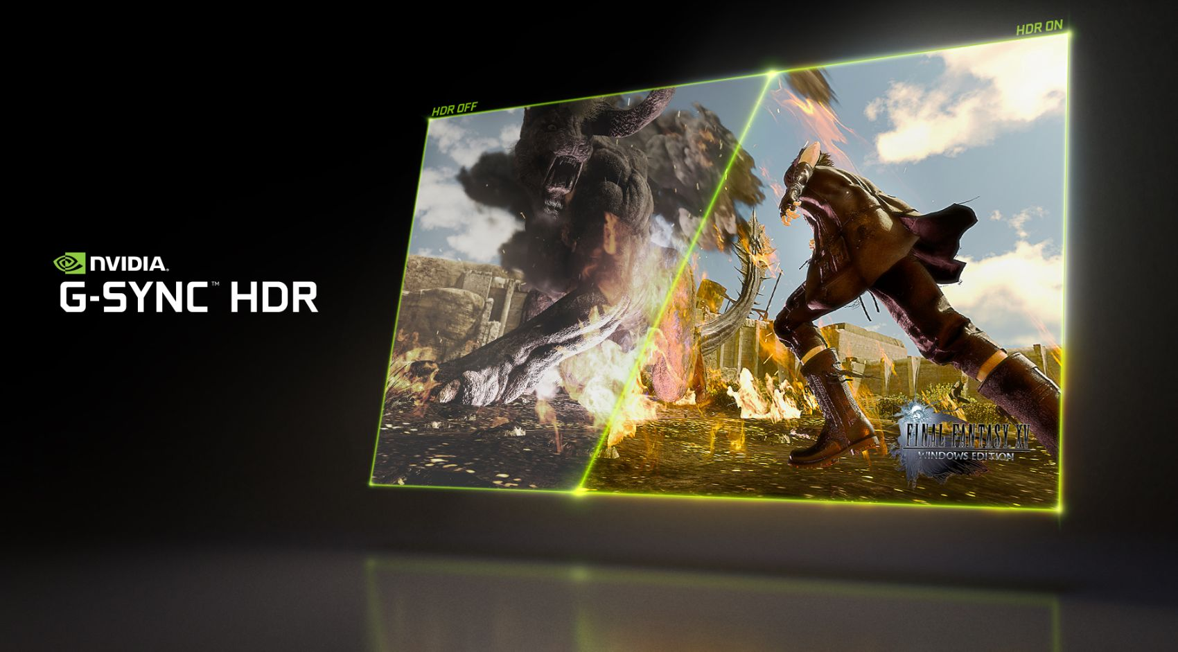 G-SYNC HDR 4K 144Hz Monitors Available Now From Acer and ASUS